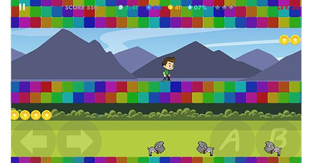 Buddy Jumper - Super Avventura su Google Play