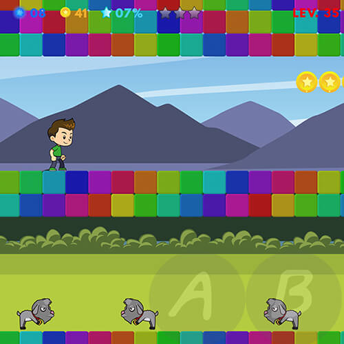 Buddy Jumper - Super Avventura su Google Play
